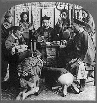 Boxer Rebellion (Yìhétuán Yùndòng 义和团运动)