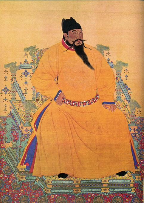 Changling Mausoleum (Chánglǐng Língyuán 长岭陵园)