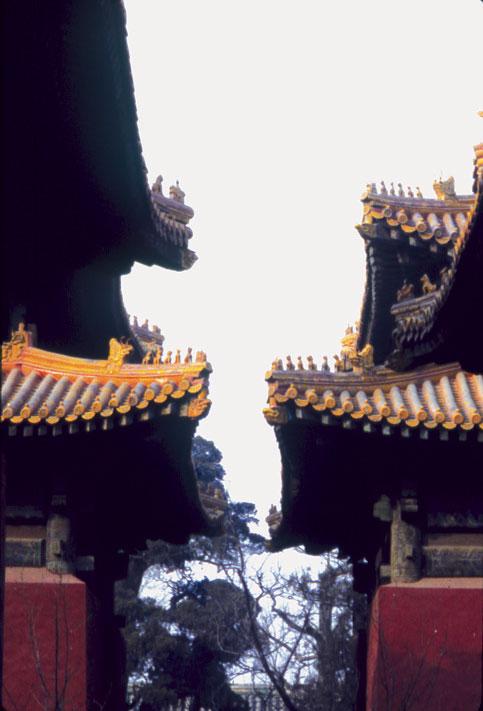 Confucian Temples (Kǒngmiào 孔庙)