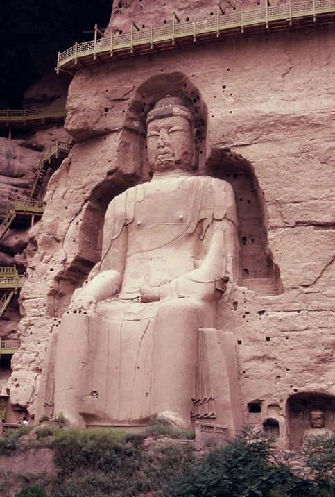 Cult of Maitreya (Duì Mílèfó de chóngbài 对弥勒佛的崇拜)|Duì Mílèfó de chóngbài 对弥勒佛的崇拜 (Cult of Maitreya)
