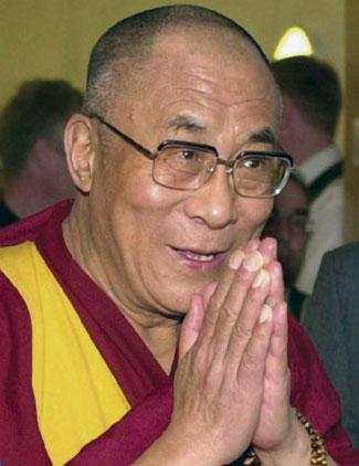 Dalai Lama (Dálài Lǎma 达赖喇嘛)