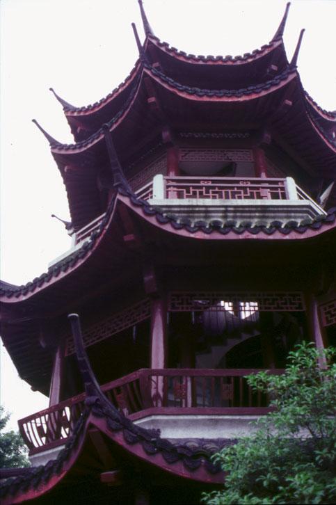 Daoist Temples (Dàoguàn 道观)