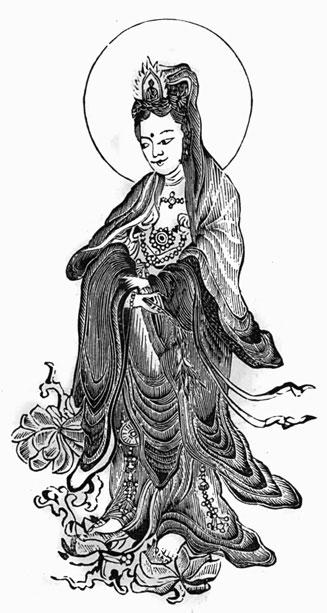 Guanyin (Guānyīn 关系)|Guānyīn 关系 (Guanyin)