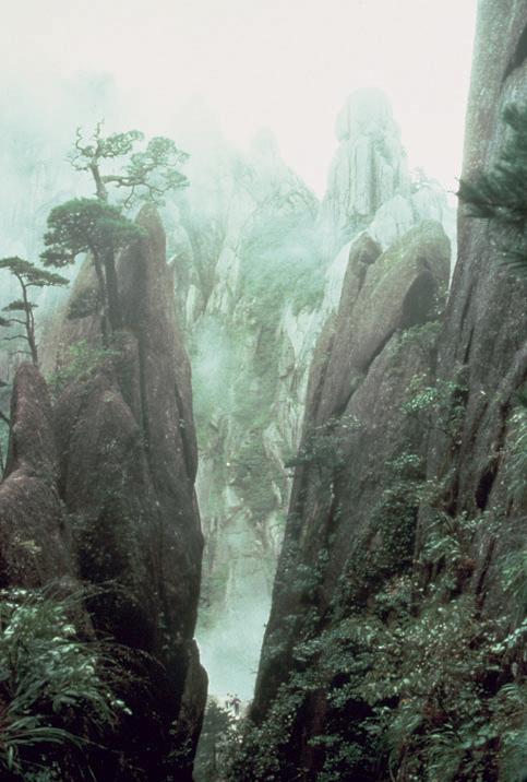 Huang Shan (Huáng Shān 黄山)|Huáng Shān 黄山 (Huang Shan)