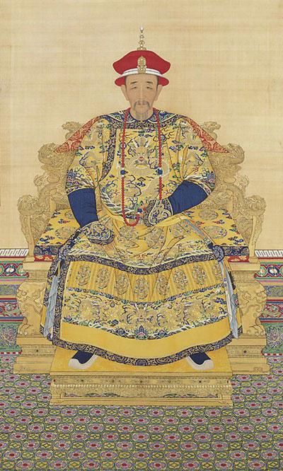 Kangxi, Emperor (Kāngxī huángdì 康熙皇帝)