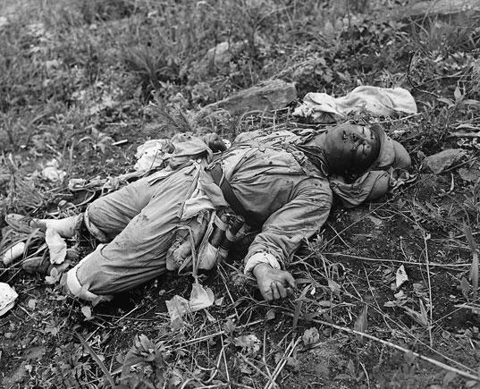Korean War (Hān-Cháo Zhànzhēng 韩朝战争)