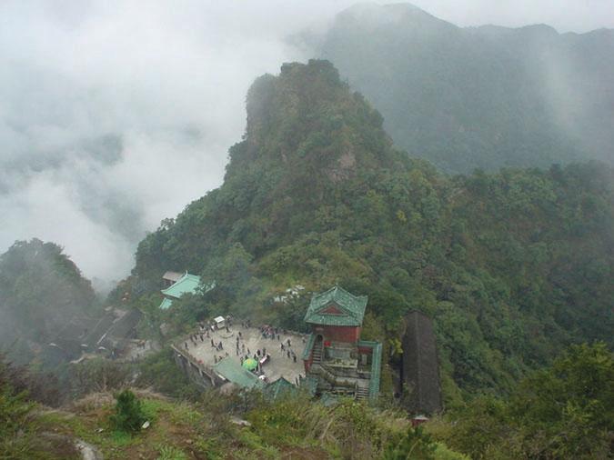 Mount Wudang (Wǔdāng Shān 武当山)|Wǔdāng Shān 武当山 (Mount Wudang)