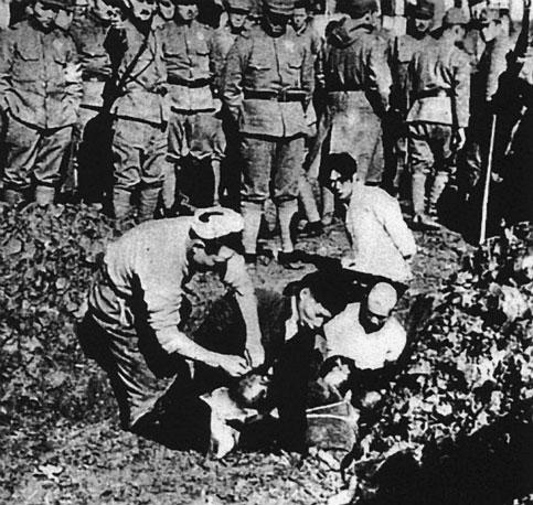 Nanjing Massacre (Nánjīng Dà Túshā 南京大屠杀)