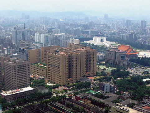 National Taiwan University (Guólì Táiwān Dàxué 国立台湾大学)