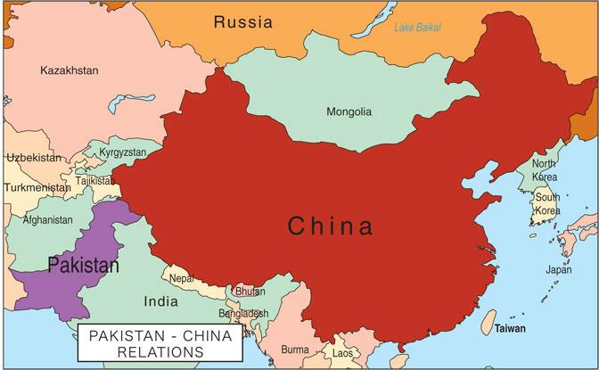 Pakistan-China Relations (Bājīsītǎn hé Zhōngguó de wàijiāo guānxì 巴基斯坦和中国的外交关系)