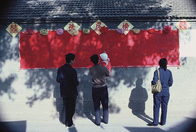 Political Participation (Zhèngzhì cānyù 政治参与)
