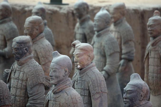 Qin Dynasty (Qín Cháo 秦朝)