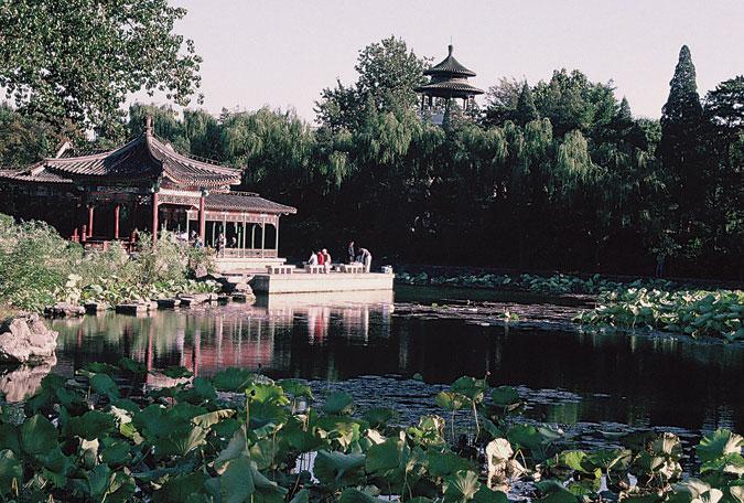 Tsinghua University (Qīnghuá Dàxué 清华大学)
