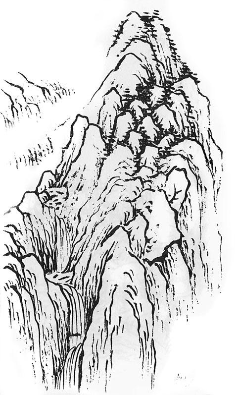 Qinling Range (Qínlǐng Shānmài 秦岭山脉)|Qínlǐng Shānmài 秦岭山脉 (Qinling Range)