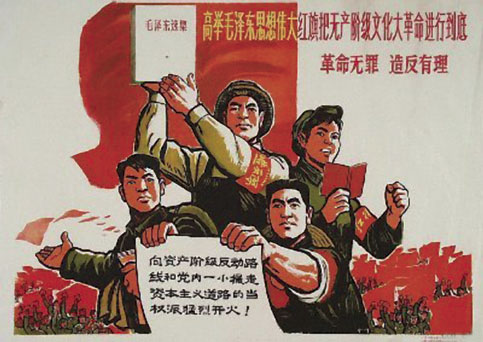 Red Guard Organizations (Hóngwèibīng zǔzhī 红卫兵组织)