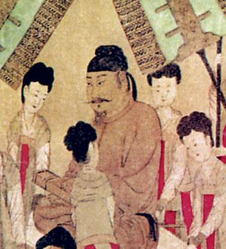 Tang Taizong (Táng Tàizōng 唐太宗)