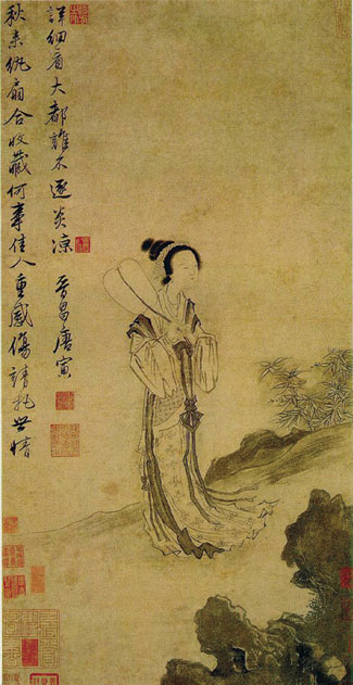 TANG Yin (Táng Yín 唐寅)|Táng Yín 唐寅 (TANG Yin)