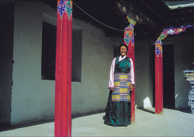 Tibet (Xizang) Autonomous Region (Xīzàng Zìzhìqū 西藏自治区)