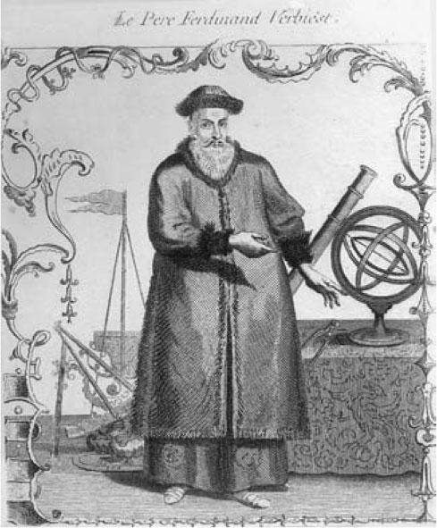 VERBIEST, Father Ferdinand (Nán Huáirén 南怀仁)