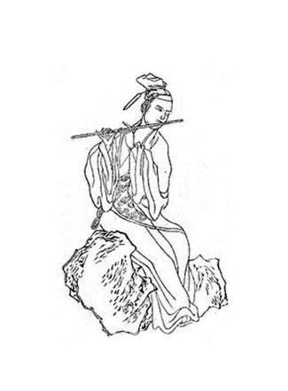 WEN Tingyun (Wēn Tíngyùn 温庭蕴)