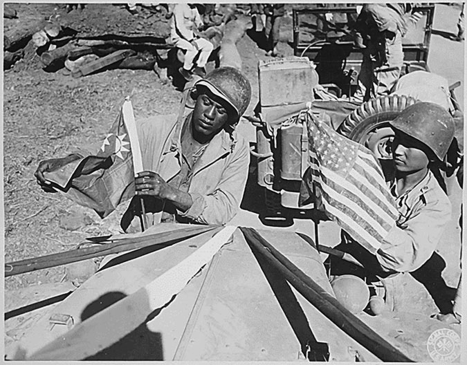 World War II in Asia (Èzhàn Yàzhōu Zhànchǎng 二战亚洲战场 Kàngrì Zhànzhēng 抗日战争)