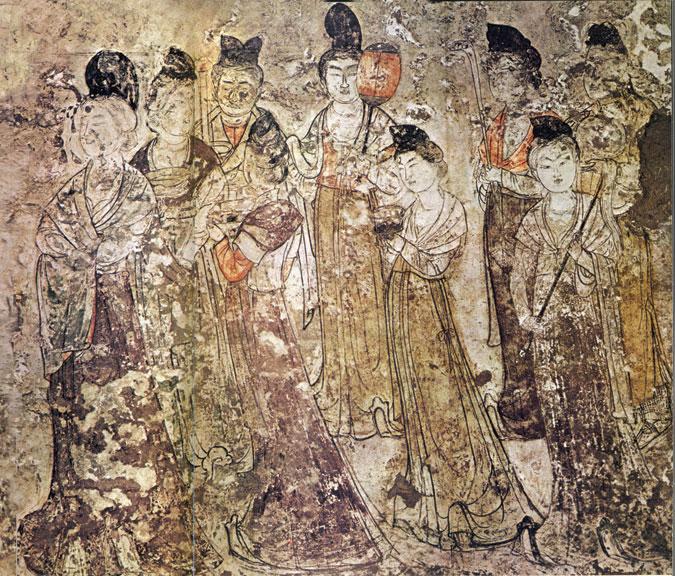 WU Zetian (Wǔ Zétiān 武则天)